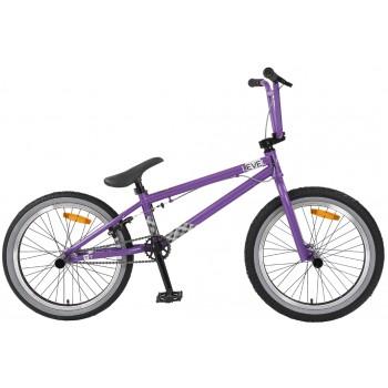 ВЕЛОСИПЕД BMX TECH TEAM LEVEL Фиолетовый