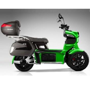 Электроскутер ITank Doohan EV3 Pro 3000w Зеленый