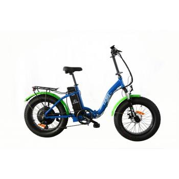 Электровелосипед Elbike Taiga 1 VIP Синий