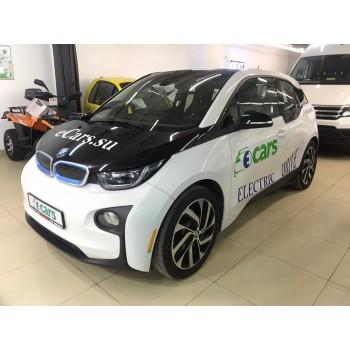 Электромобиль BMW I3 REX 2015