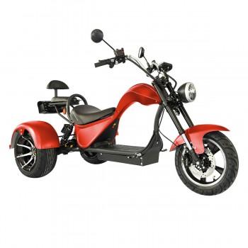 Электроскутер SKYBOARD TRIKE CHOPPER-4000 PRO FAST Красный