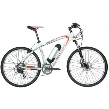 ЭлектровелосипедBlackAquaE-Cross2611 D/V