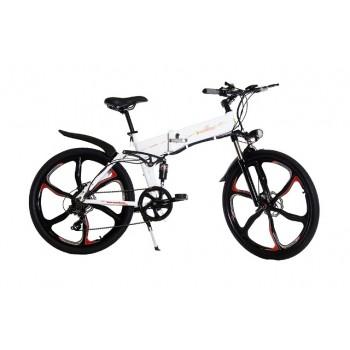 Электровелосипеда E-motions Country King Premium