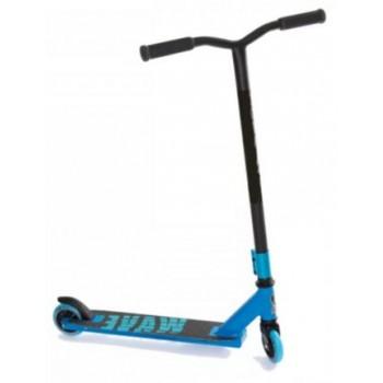 Трюковой самокат Scooter Wave Синий
